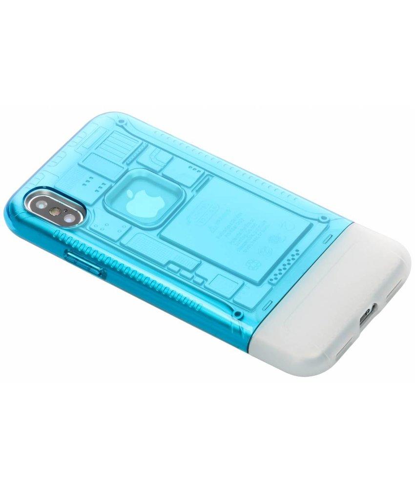 Spigen Blauw Classic C1™ Case iPhone X