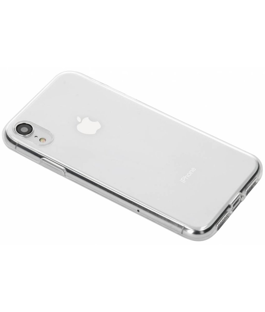 Accezz Transparant TPU Clear Cover voor de iPhone Xr