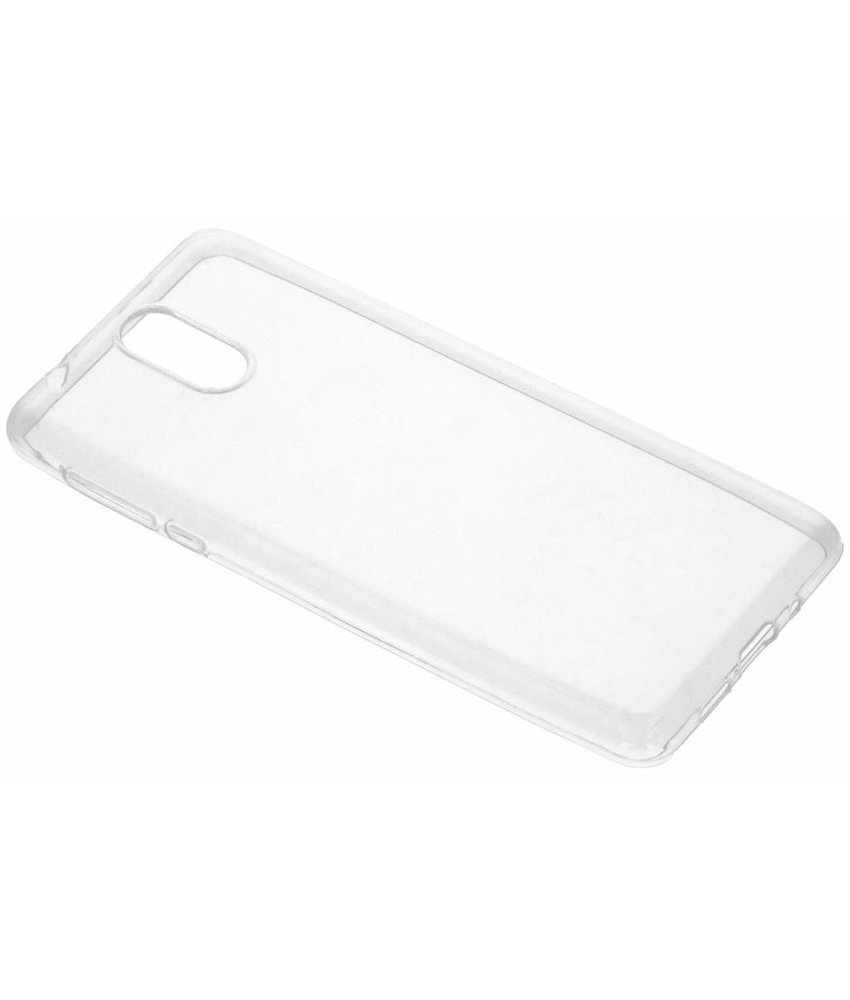 Azuri Ultra Thin Soft Case Nokia 3.1
