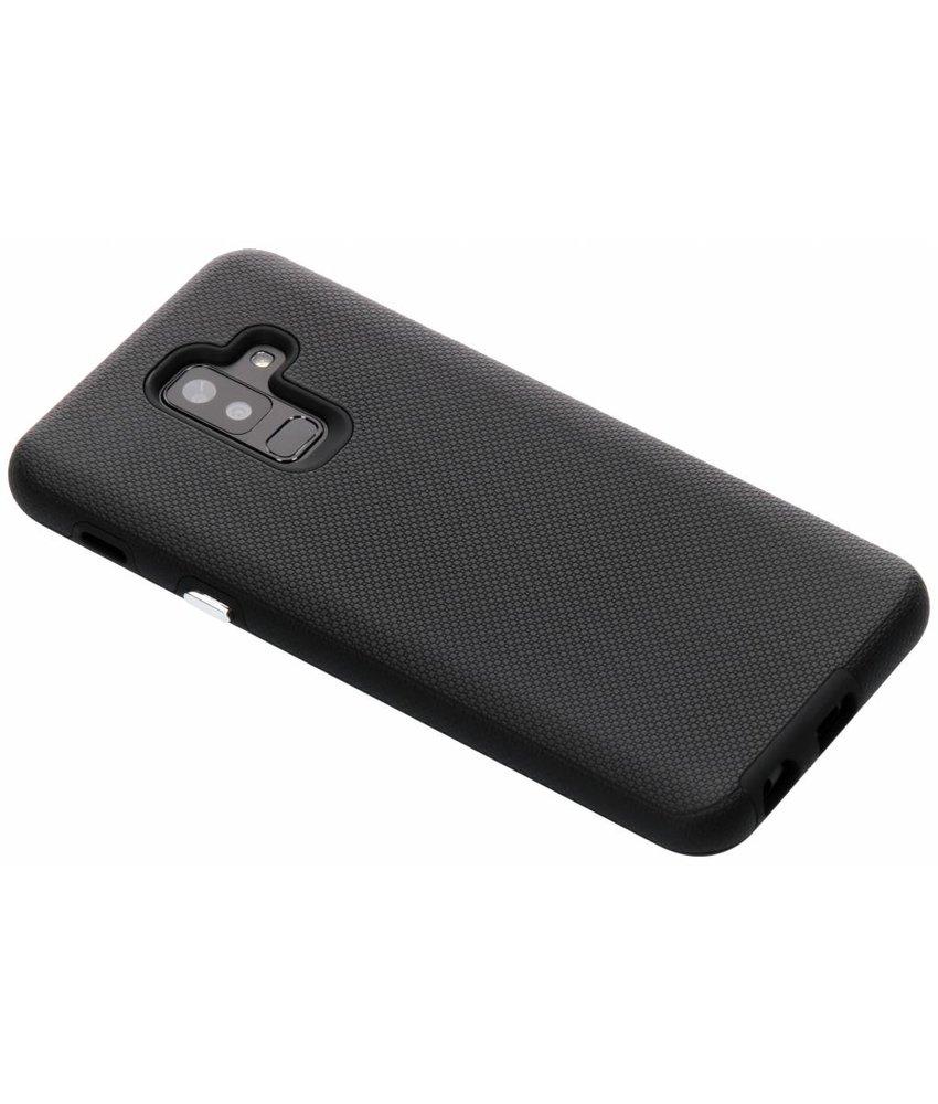 Accezz Zwart Xtreme Cover Samsung Galaxy A6 Plus (2018)