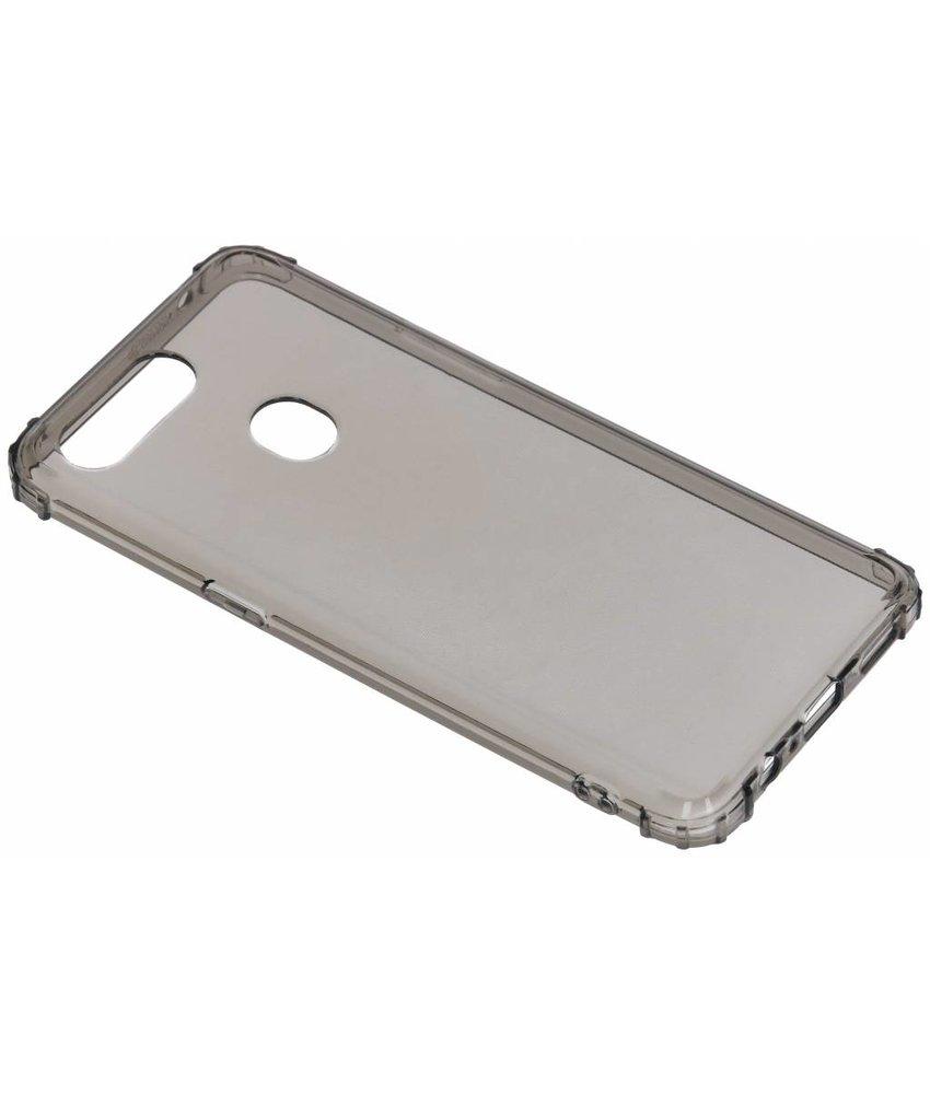 Grijs xtreme siliconen hoesje Oppo R15 Pro
