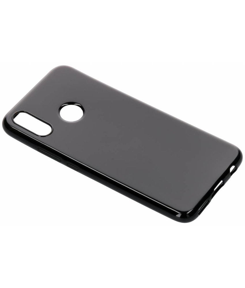 Zwart gel case Huawei P Smart Plus