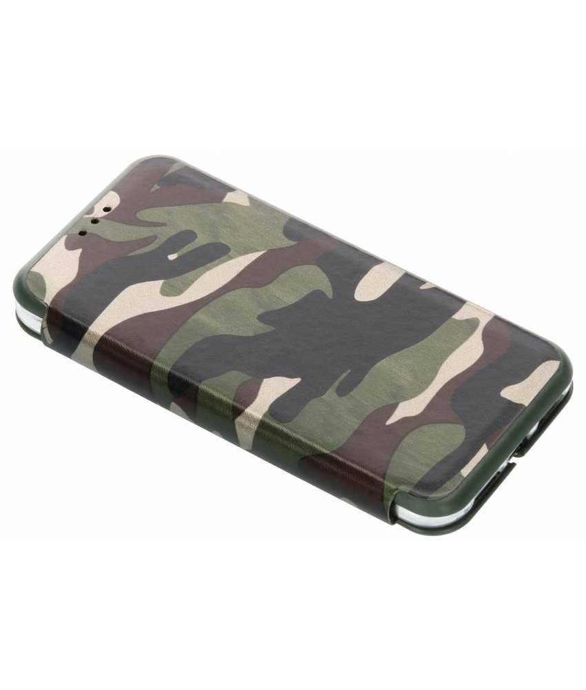 Army Slim Folio Booktype iPhone Xr