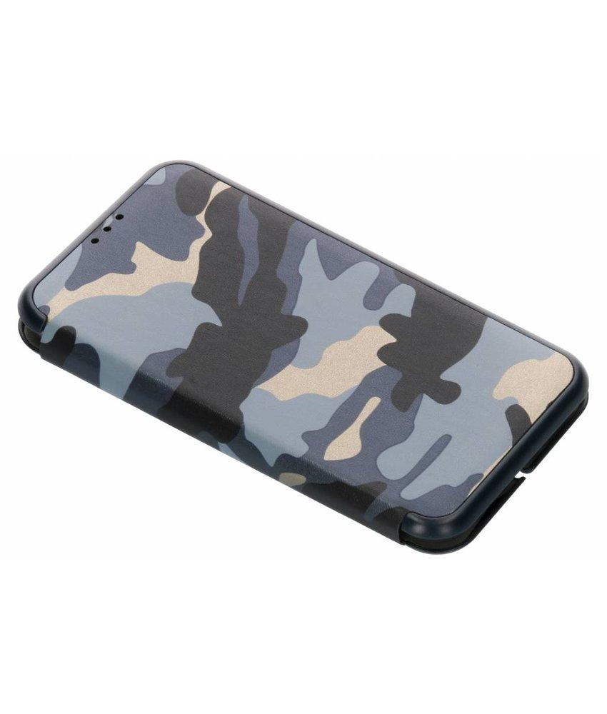 Army Slim Folio Booktype iPhone Xr