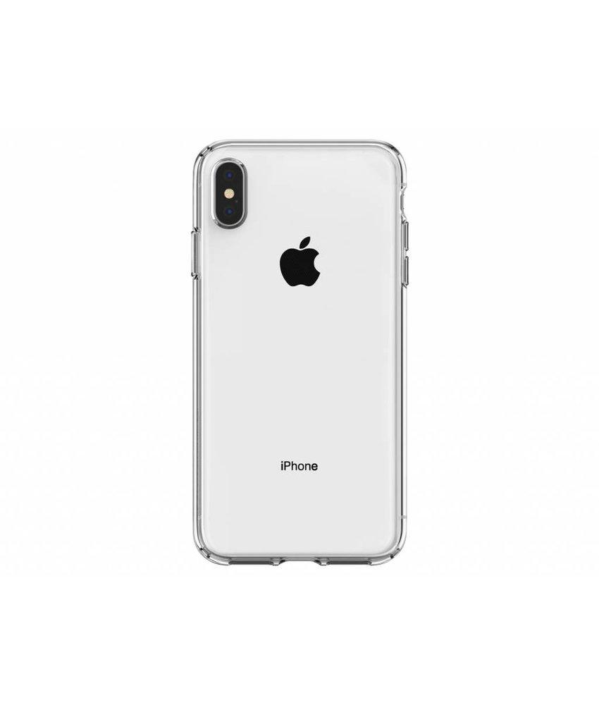 Spigen Transparant Liquid Crystal™ Case iPhone Xs Max