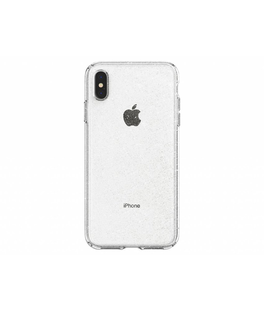 Spigen Zilver Liquid Crystal Glitter™ Case iPhone Xs Max