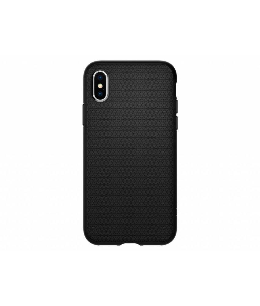Spigen Zwart Liquid Air™ Case iPhone Xs Max