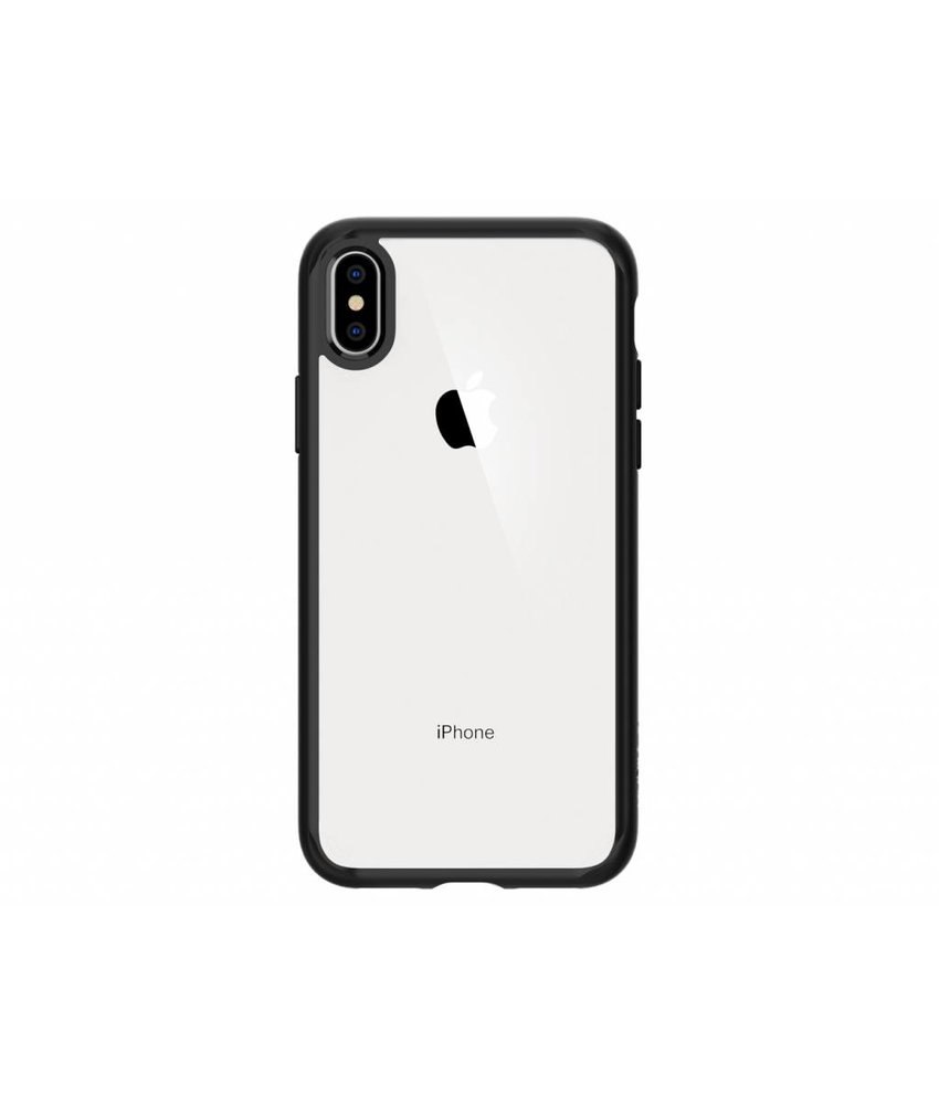 Spigen Zwart Ultra Hybrid™ Case iPhone Xs Max