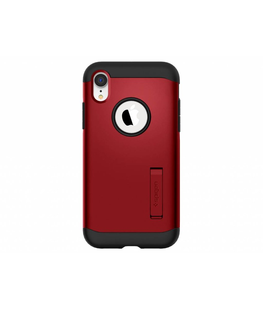 Spigen Slim Armor Backcover iPhone Xr
