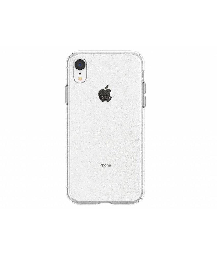 Spigen Liquid Crystal Glitter Backcover iPhone Xr