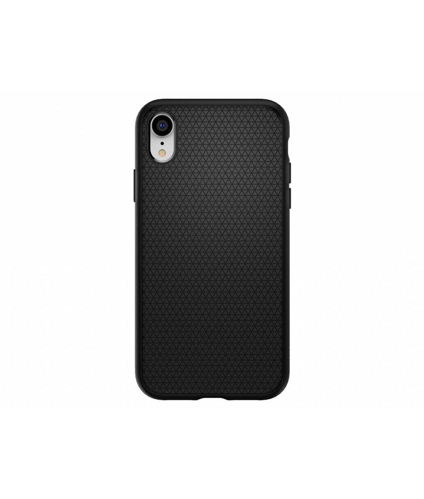 Spigen Zwart Liquid Air™ Case iPhone Xr
