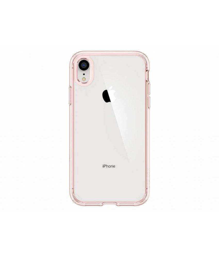 Spigen Rosé Goud Ultra Hybrid™ Case iPhone Xr