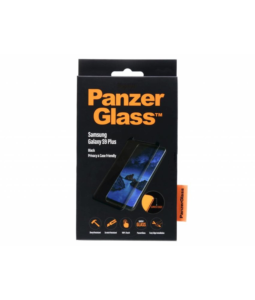 PanzerGlass Privacy & Case Friendly Protector Samsung Galaxy S9 Plus