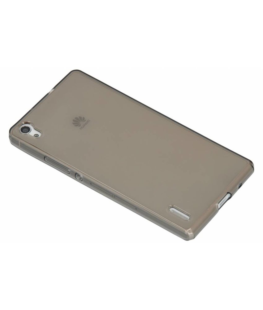 Transparant gel case Huawei Ascend P7