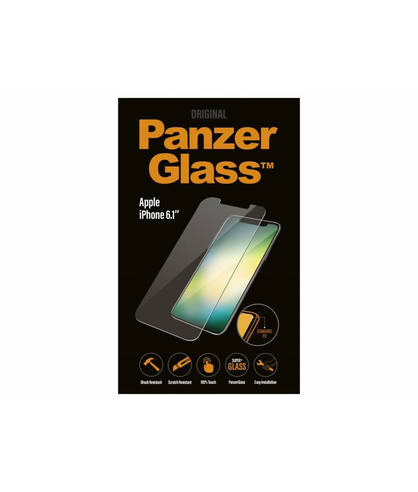 PanzerGlass Screenprotector iPhone Xr