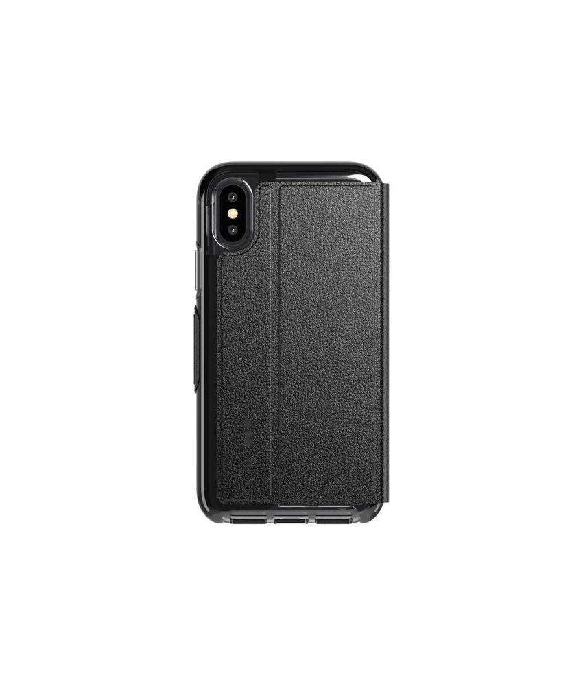 Tech21 Zwart Evo Wallet iPhone Xs / X