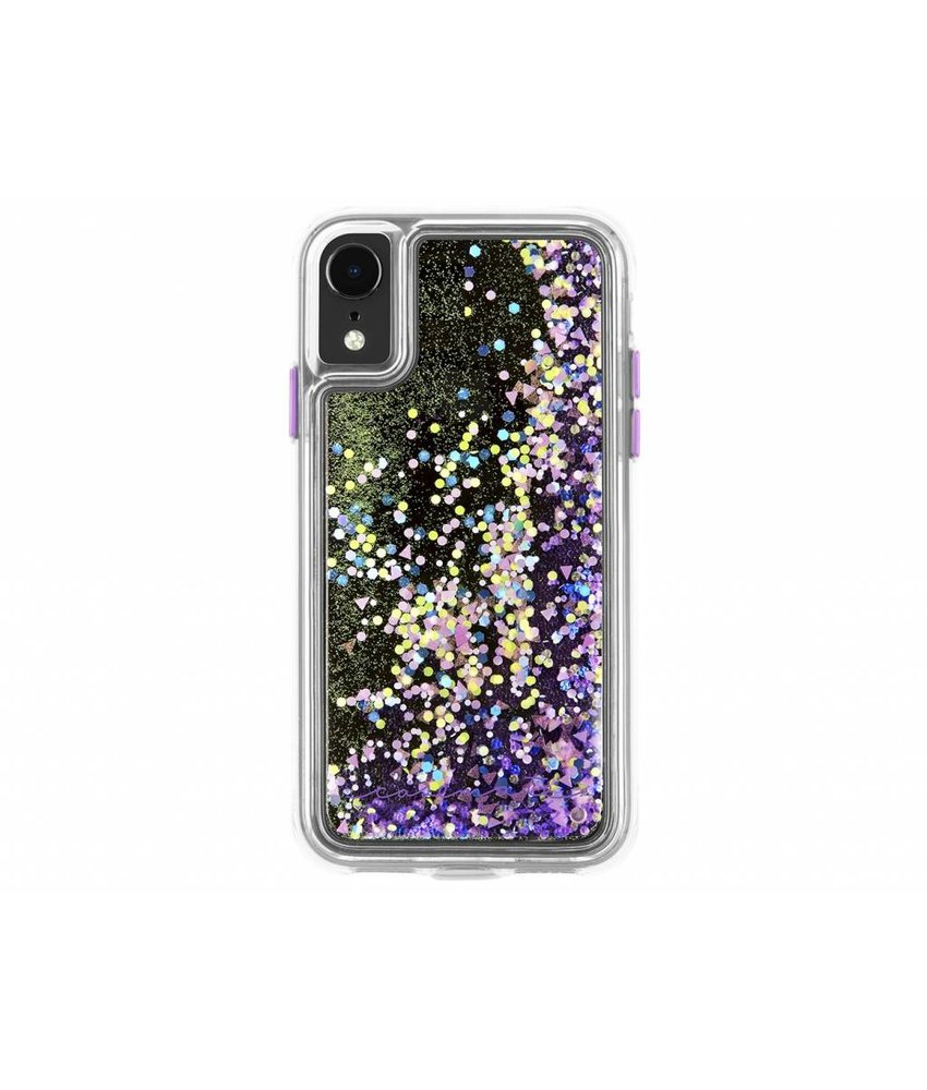 Case-Mate Paars Naked Tough Waterfall iPhone Xr