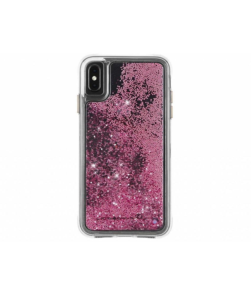 Case-Mate Naked Tough Waterfall Backcover iPhone Xs Max