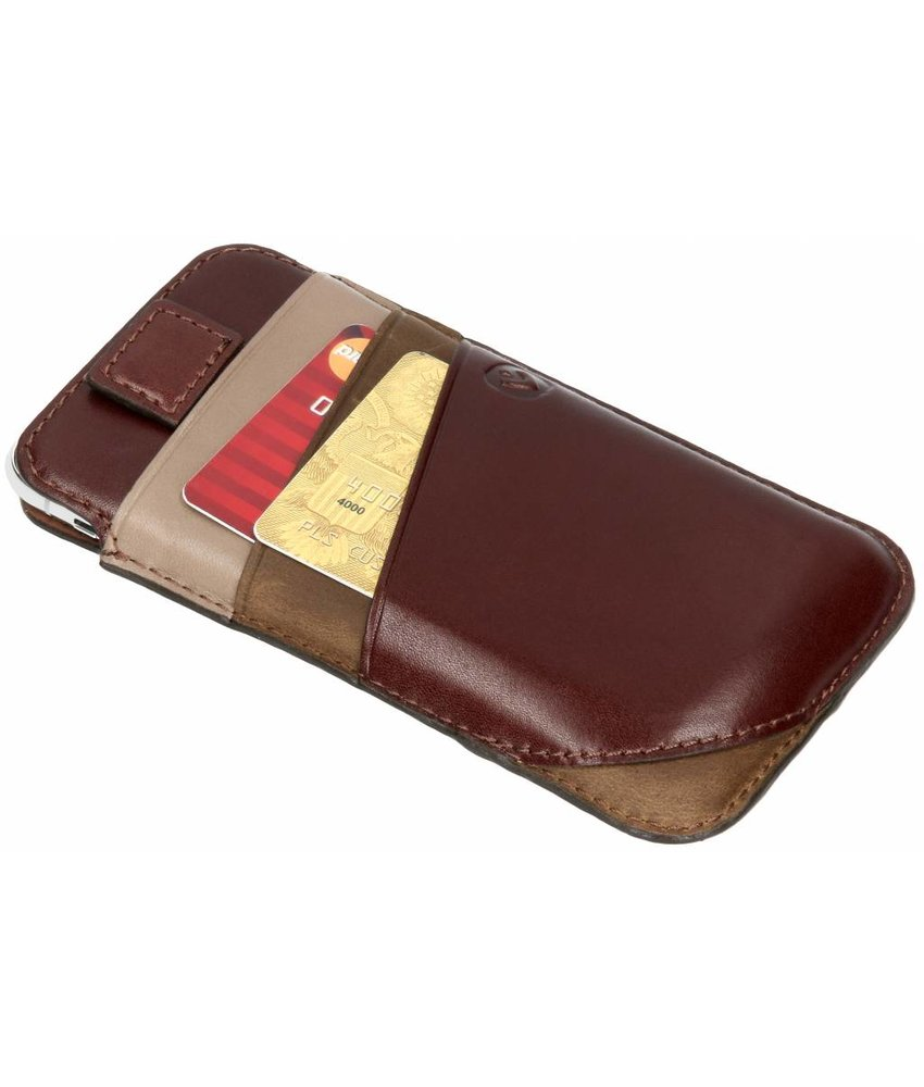 Valenta Pocket Supreme Insteekhoes iPhone X / Xs