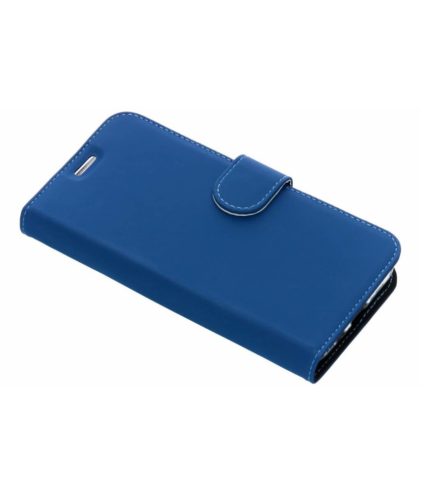 Accezz Blauw Wallet TPU Booklet Huawei Y5 (2018) / Honor 7s
