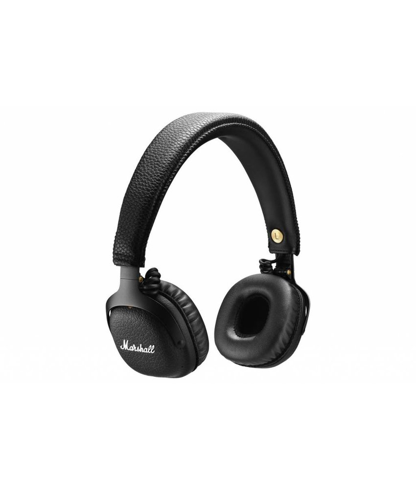 Marshall Zwart Mid Bluetooth HeadPhones