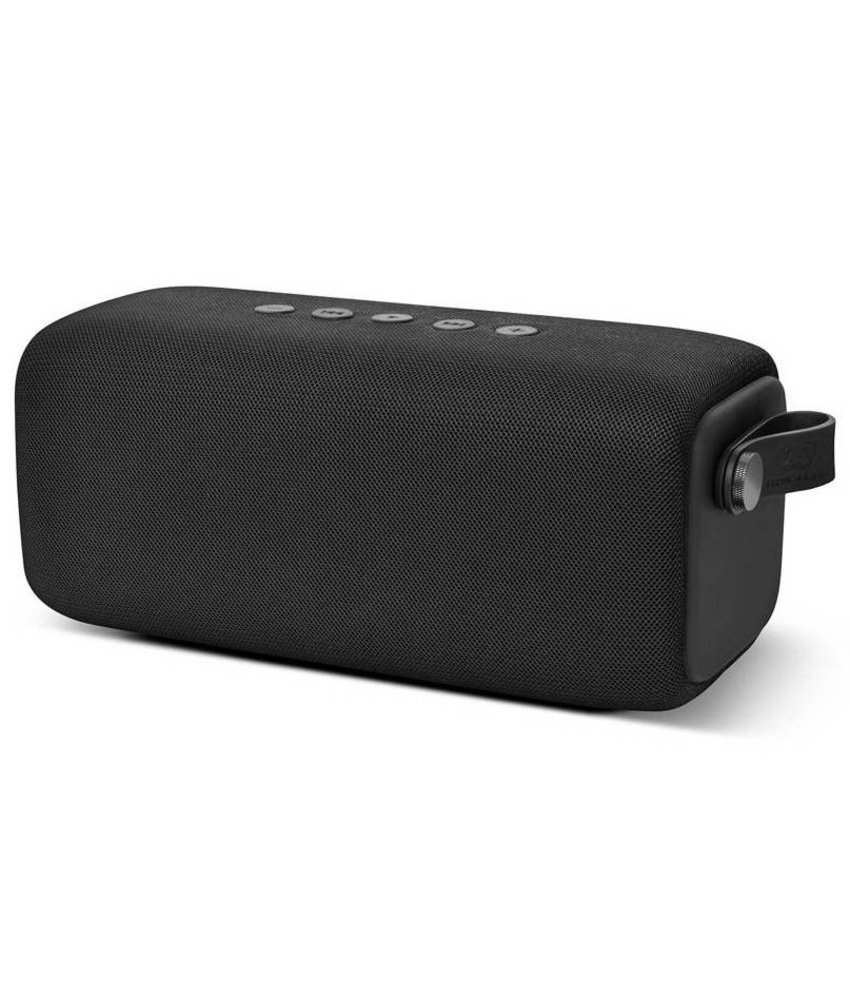 Fresh 'n Rebel Zwart Rockbox Bold L Bluetooth Speaker