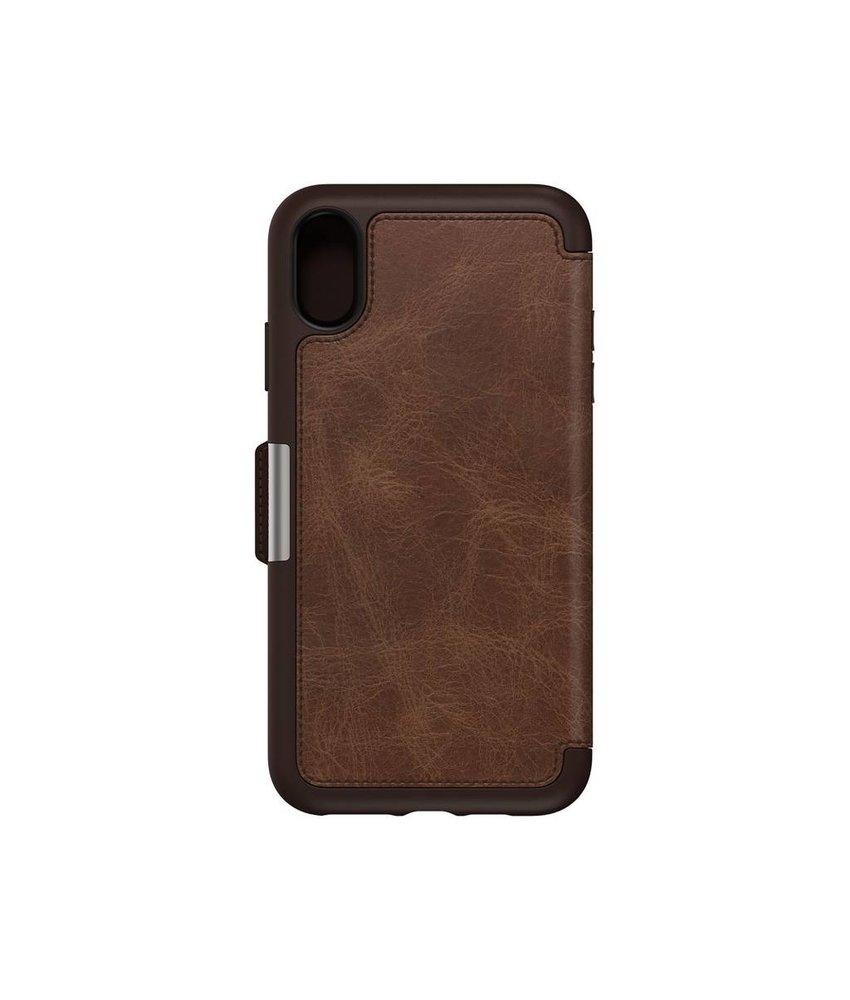 OtterBox Bruin Strada Book Case iPhone Xs Max