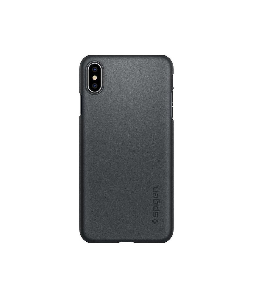 Spigen Thin Fit Backcover iPhone Xs Max