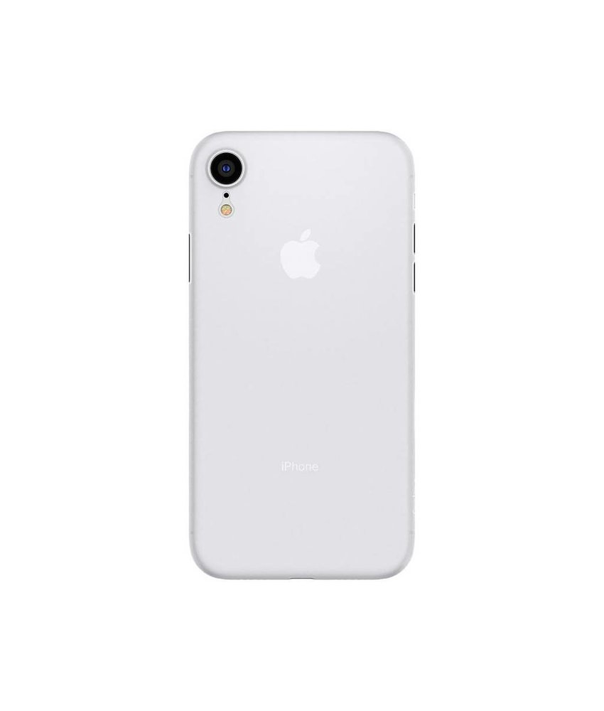 Spigen Air Skin Backcover iPhone Xr