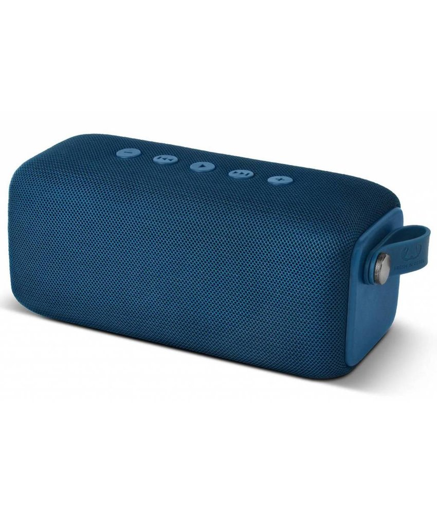 Fresh 'n Rebel Blauw Rockbox Bold M Bluetooth Speaker