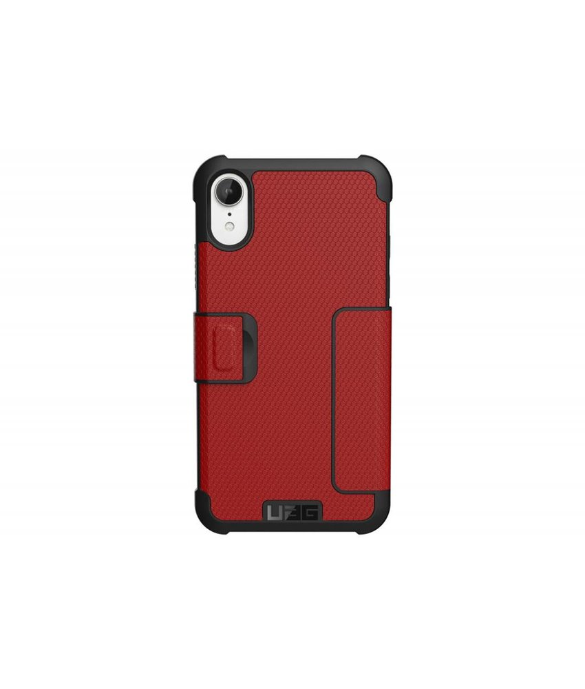UAG Metropolis Folio Booktype iPhone Xr