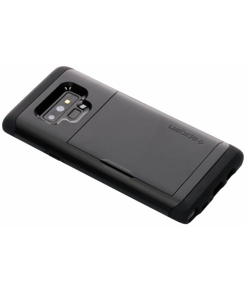 Spigen Zwart Slim Armor™ CS Case Samsung Galaxy Note 9