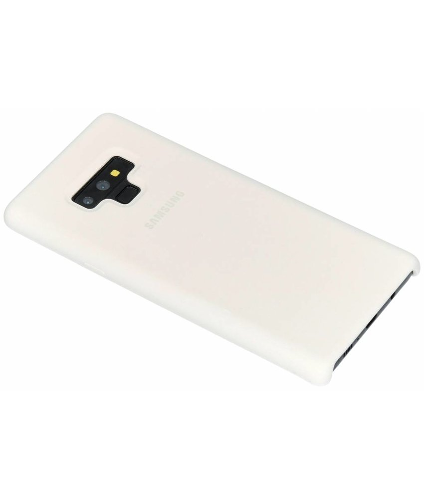 Samsung Silicone Backcover Samsung Galaxy Note 9
