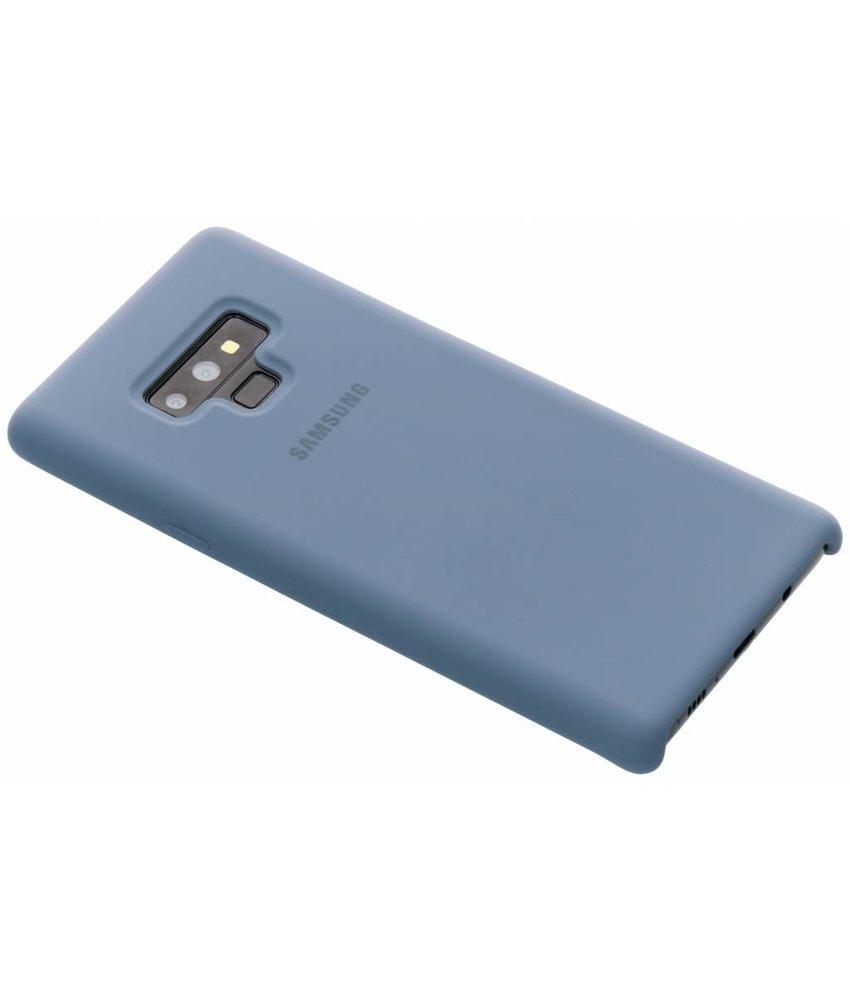 Samsung Blauw Originele Silicone Cover Galaxy Note 9
