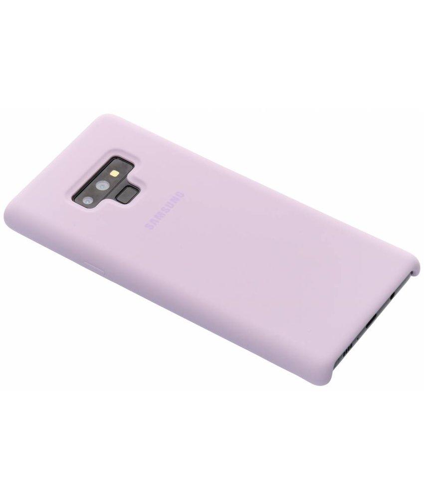 Samsung Violet Originele Silicone Cover Galaxy Note 9