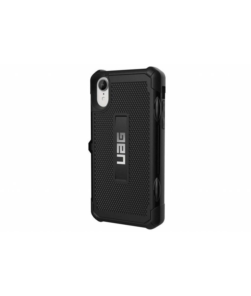 UAG Zwart Trooper Case iPhone Xr