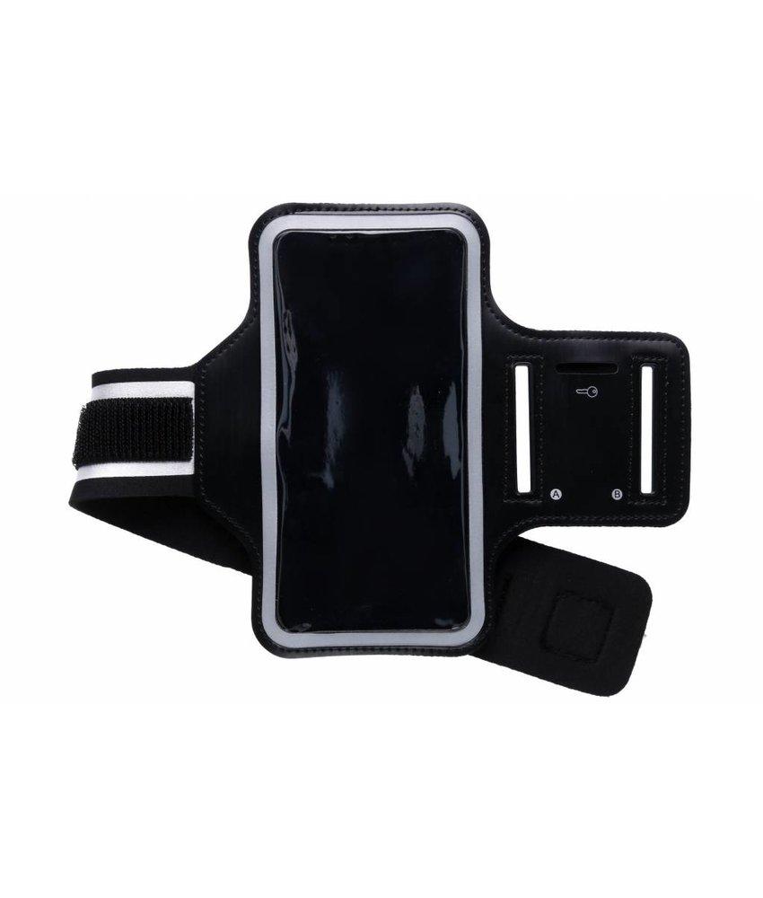 Zwart sportarmband iPhone Xs Max
