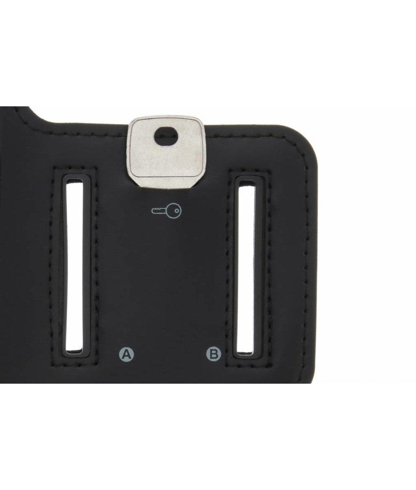 Zwart sportarmband Samsung Galaxy Note 9