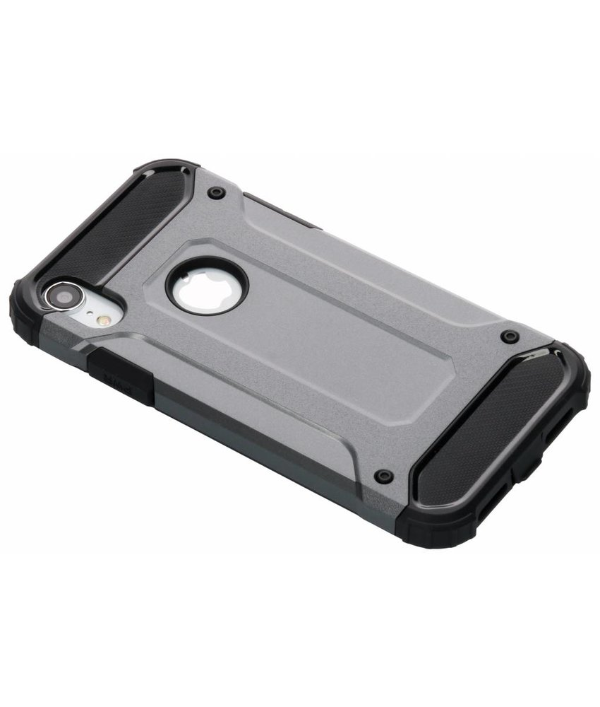 Grijs Rugged Xtreme Case iPhone Xr