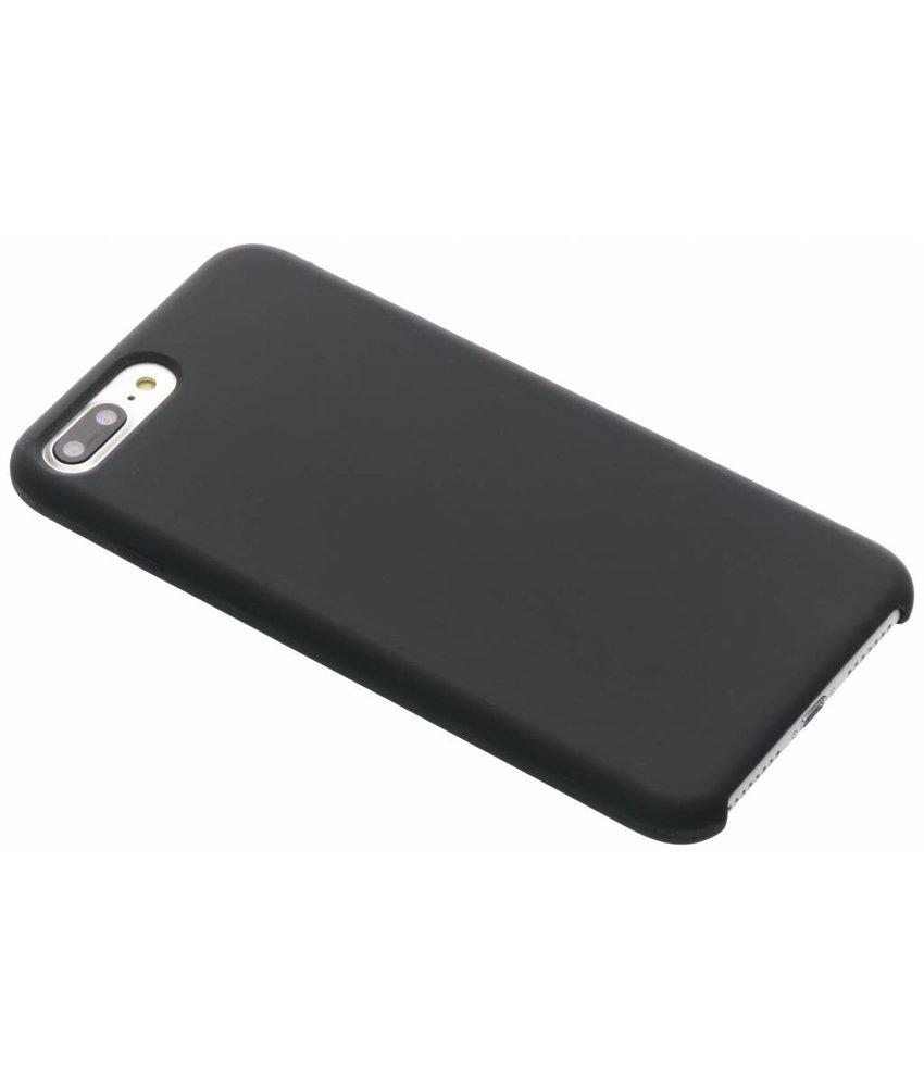 Grijs soft touch siliconen case iPhone 8 Plus / 7 Plus