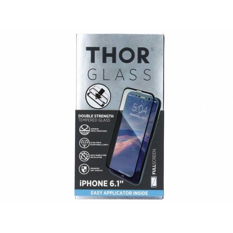 THOR Full Screenprotector + Easy Apply Frame iPhone Xr