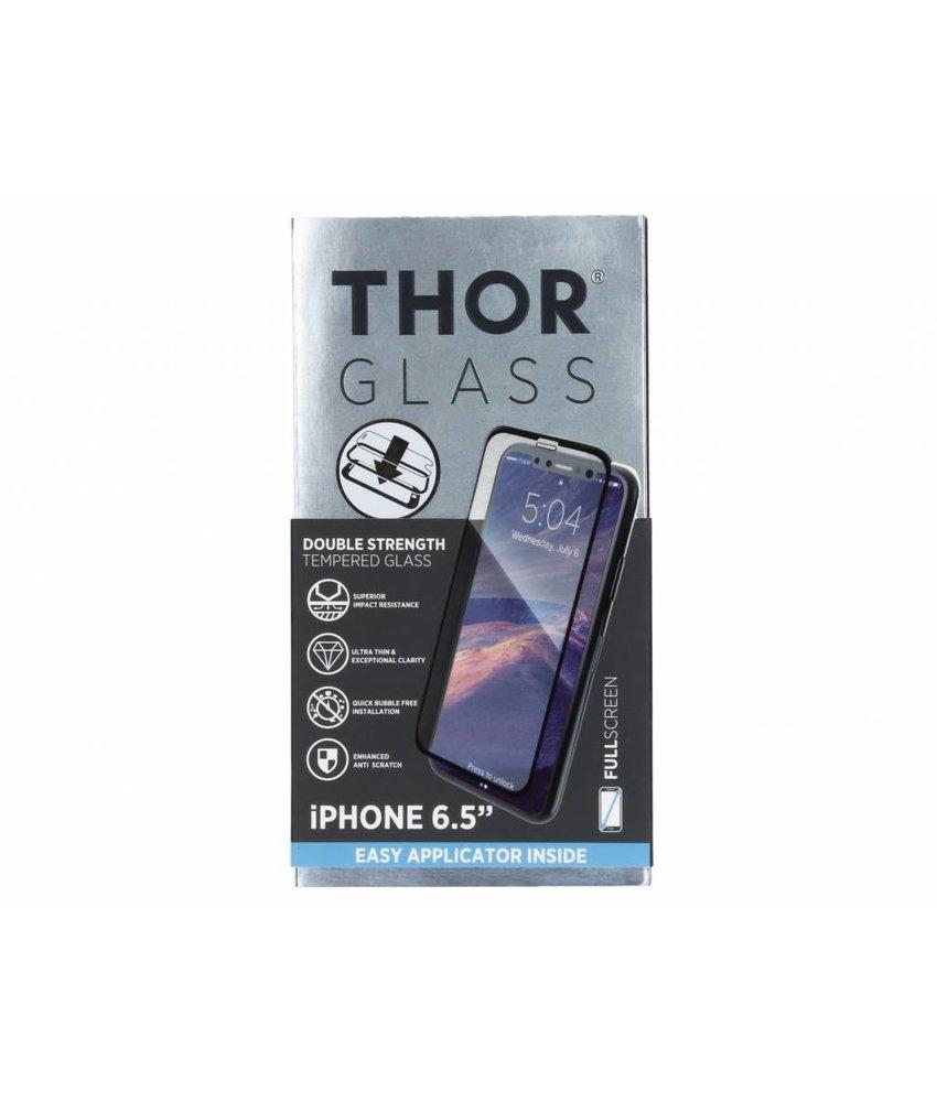 THOR Full Screenprotector + Apply Frame iPhone Xs Max