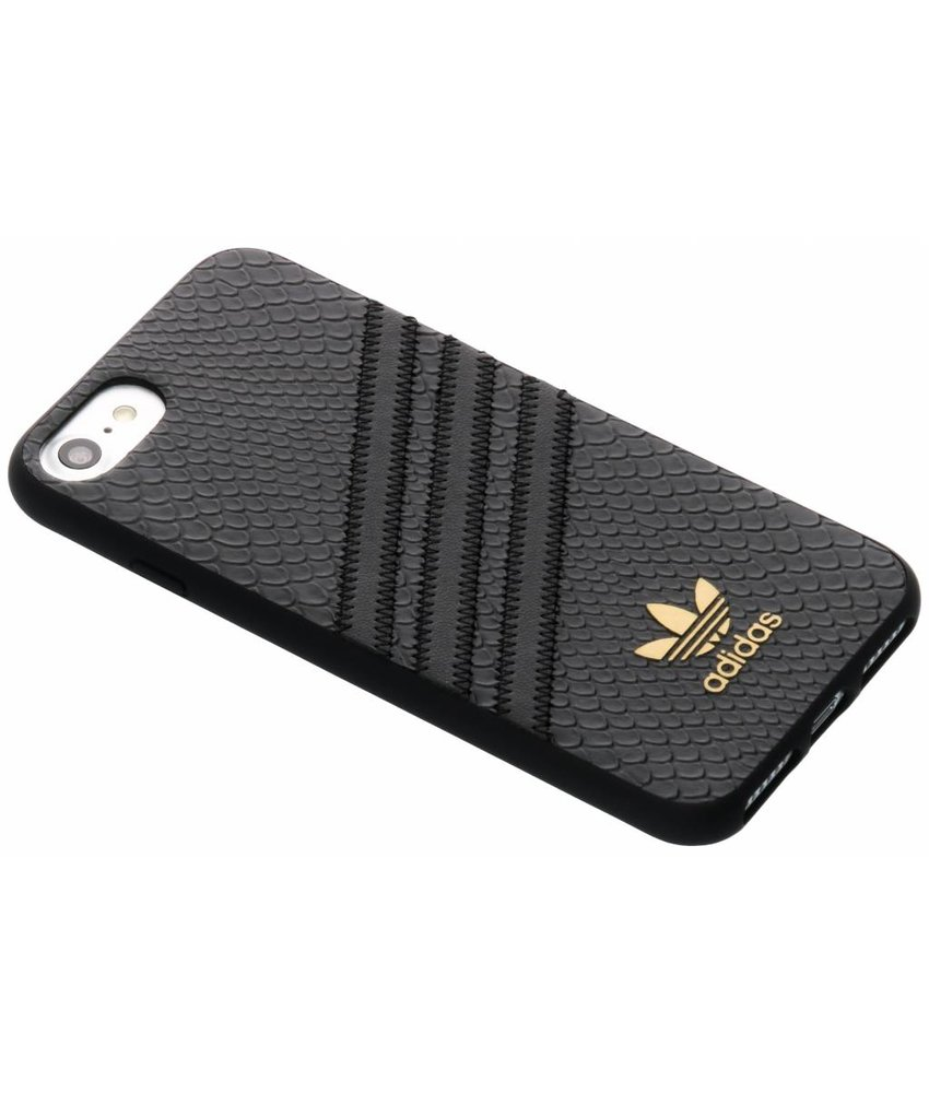 adidas Originals Zwart Moulded Snake Case iPhone 8 / 7 / 6s / 6