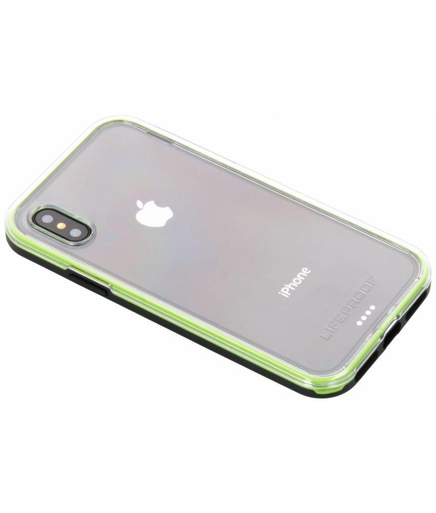 LifeProof Slam Backcover iPhone X