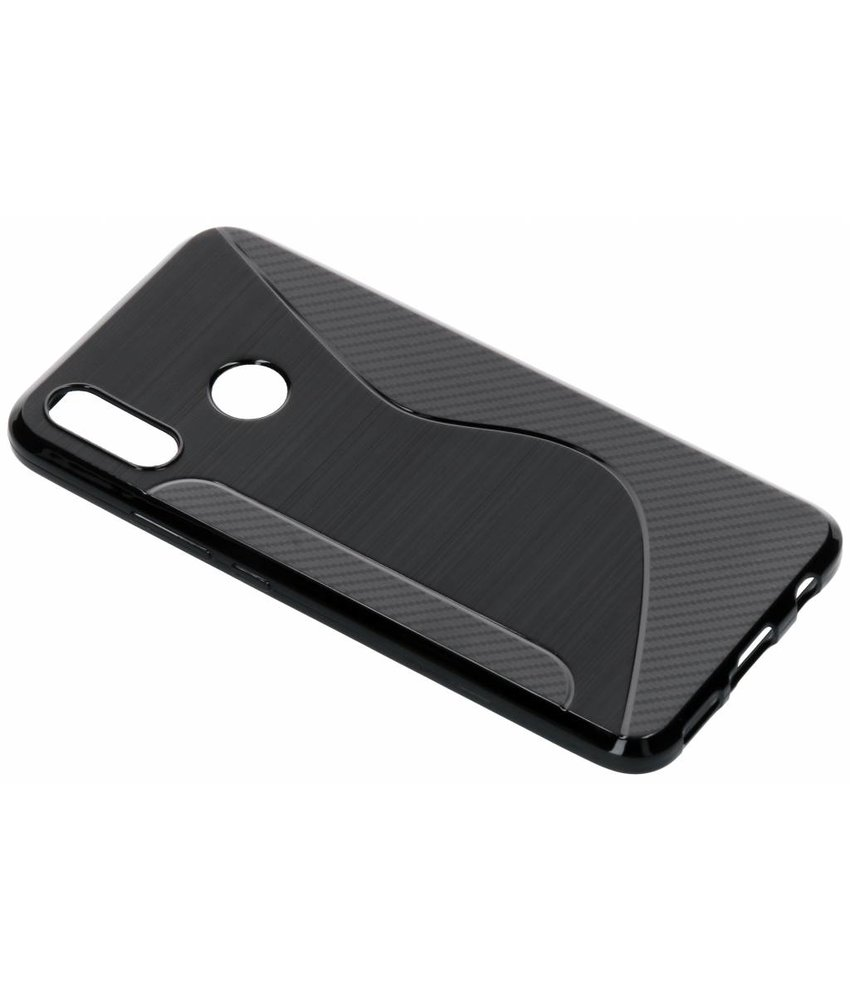S-line Backcover Huawei P Smart Plus