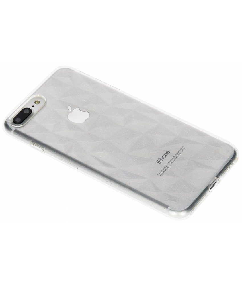 Ringke Transparant Glitter Air Prism Case iPhone 8 Plus / 7 Plus