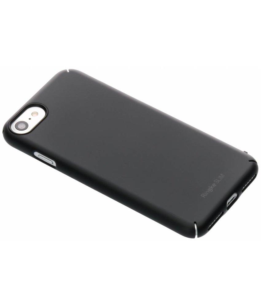 Ringke Zwart Slim Case iPhone 8 / 7