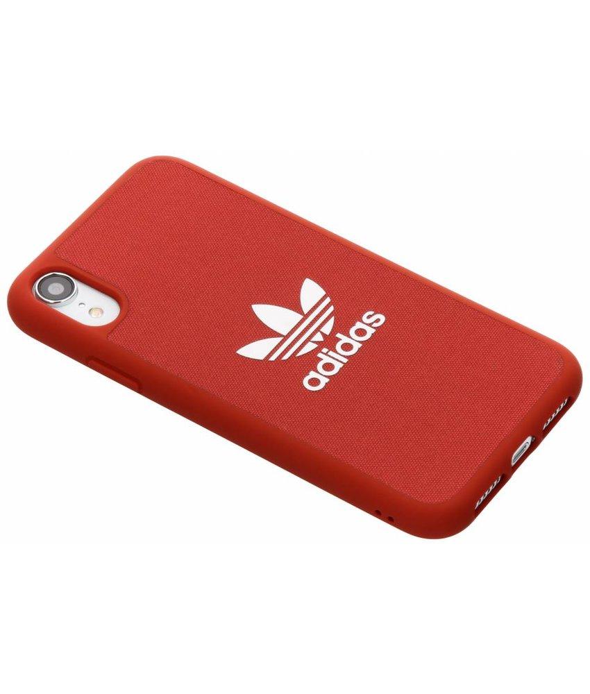 adidas Originals Donkerrood Adicolor Moulded Case iPhone Xr