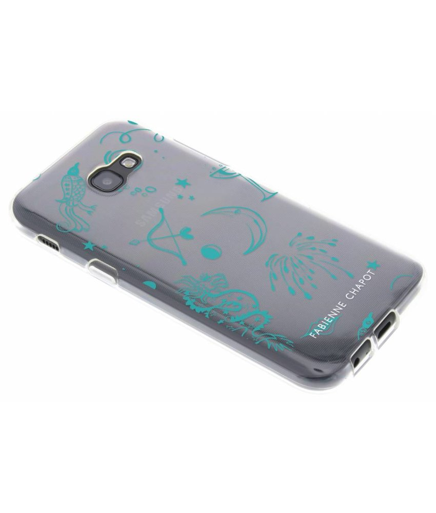 Fabienne Chapot Design Softcase Backcover Samsung Galaxy A5 (2017)