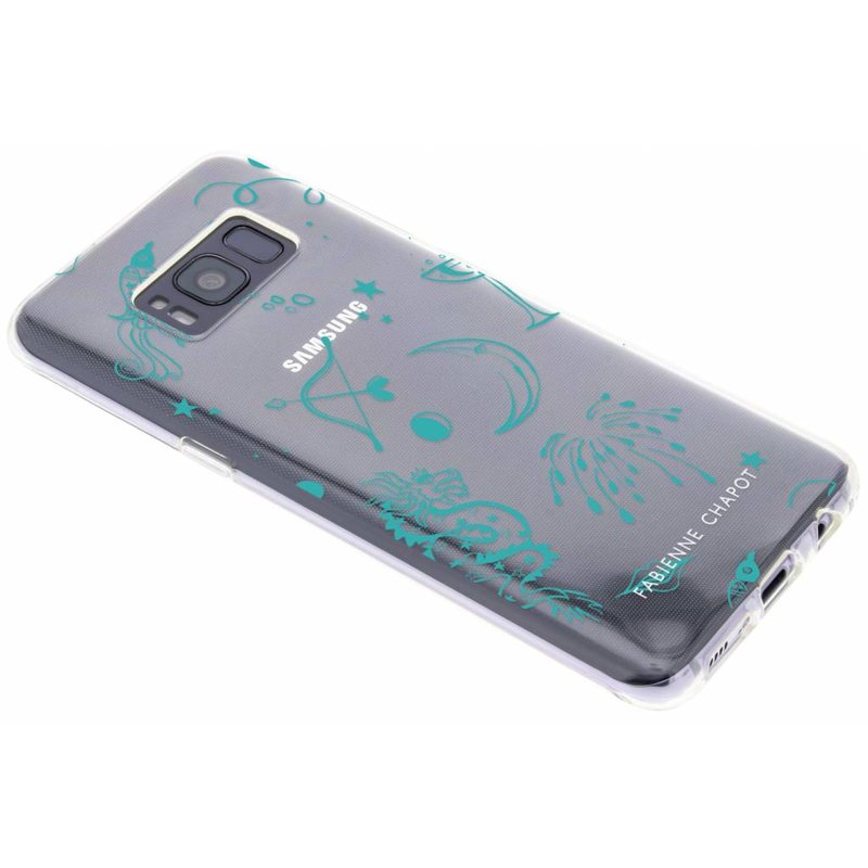 Fabienne Chapot Design Softcase Backcover Samsung Galaxy S8